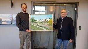 Nachbarschaftshilfe Kolbermoor freut sich über das Spendenergebnis